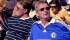 Los aficionados del Chelsea, por Madrid