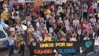 España pide un cambio global el 15-O