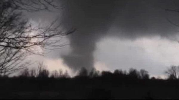 Temporada de tornados en ee uu - Tornados en espana ...