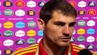 """Casillas: """"Estamos contentos por Torres"""""""