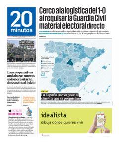 Portada Andalucía/Granada
