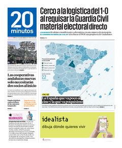 Portada Andalucía/Málaga