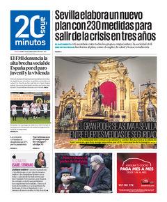 Portada Andalucía/Sevilla
