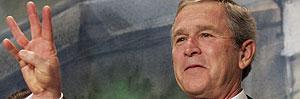 Bush se corona