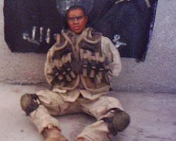 Soldado maniquí