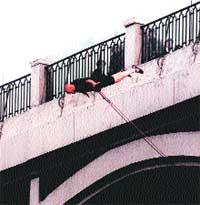 La muerte del especialista de cine del viaducto, a juicio a partir de mañana