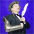 Javier Gurruchaga «Don Quijote es como Dylan y Van Morrison»