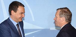 Zapatero OTAN