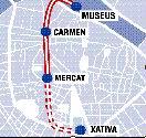 Arranca la línea de Metro que atravesará el centro histórico