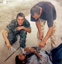 Torturas Irak