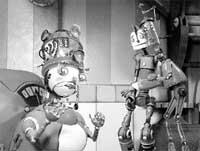 Robots chatarra Animada  20minutoses