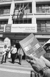 Los hospitales tendrán una guía sanitaria en 19 idiomas