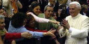 raztinger fieles vaticano