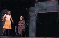 Menudos actores se suben al escenario