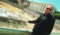Las setas se elevarán sobre La Encarnación a 26 metros de altura