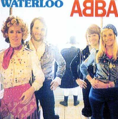 clásicos - abba. 1974 fue el año del grupo sueco Abba y