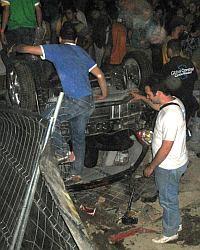 festimad coche destrozos