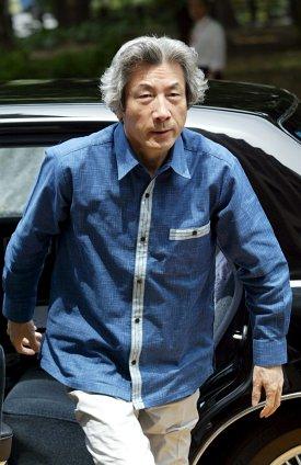 Japón se quita la corbata