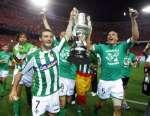 El Betis derrota al Osasuna y se hace con la Copa del Rey