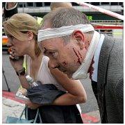 Heridos en Londres