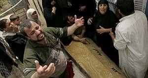 irak atentado ninos muertos