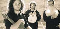Juglares de la música del Medievo