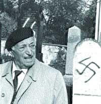 Muere el hombre que dio caza a más de mil nazis