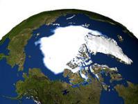 Capa de hielo del ártico