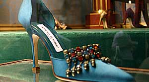 Zapatos Manolo Blahnik En Madrid