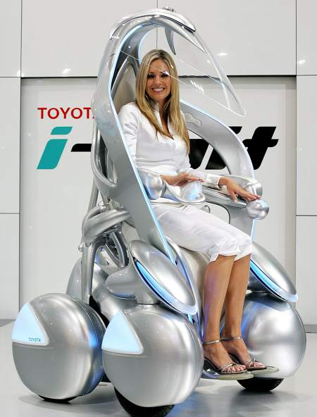 Toyota I-Unit