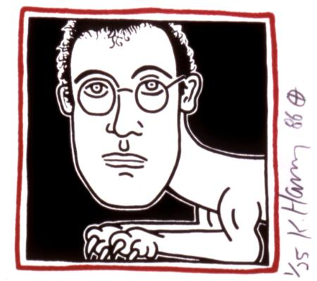 Foto: Haring 3 exposición fundación canal madrid | El universo de ...