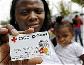 Fraude a una víctima del Katrina