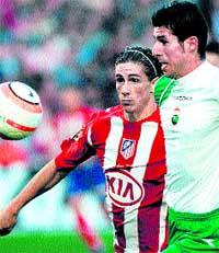 Un sobrio Atlético se redime en Santander