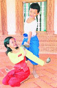 La danza que llevará a los niños a la escuela