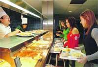 Si quieres ahorrar 4 3 por menú, come en el Campus