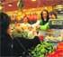 Los mercados aconsejarán comer sano a sus clientes