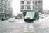 La lluvia inunda Vigo