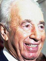 Simón Peres (EFE).
