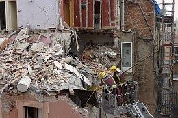 explosión gas Tarragona