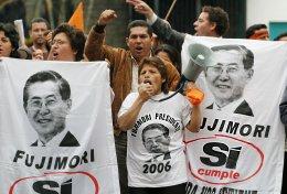 Fujimori partidarios