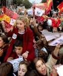 Zapatero se reunirá con convocantes de la marcha contra la LOE