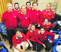 Los árbitros de fútbol sala municipales llevan cinco meses sin cobrar