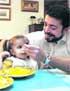 Sólo un padre valenciano se coge la baja por cada 76 madres