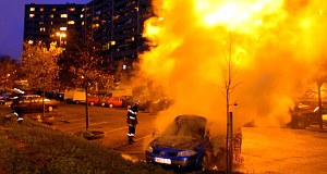 Francia, disturbios en Toulouse