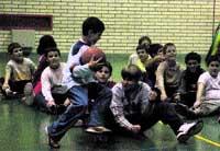 Deporte para niños en La Almozara