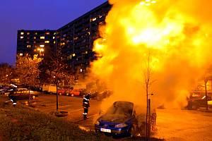 Decimoctava noche de disturbios en Francia