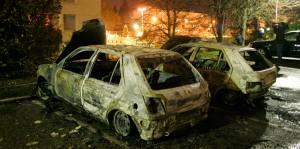 Francia disturbios