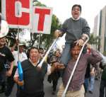 Un tribunal chileno confirma la detención de Fujimori