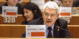 maragall parlamento catalán
