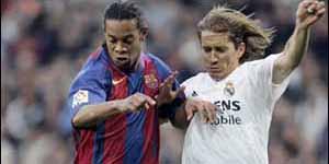 Ronaldinho y Salgado